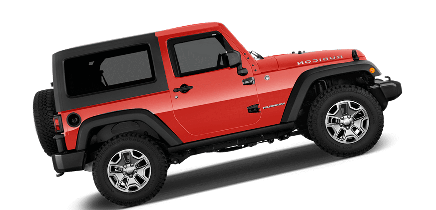 Web Slider Jeep
